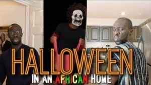 Video: Clifford Owusu – In An African Home: Halloween